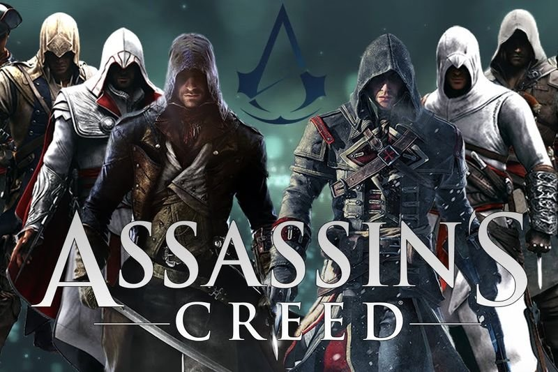Video Assassin Creed Origins Gameplay Trailer