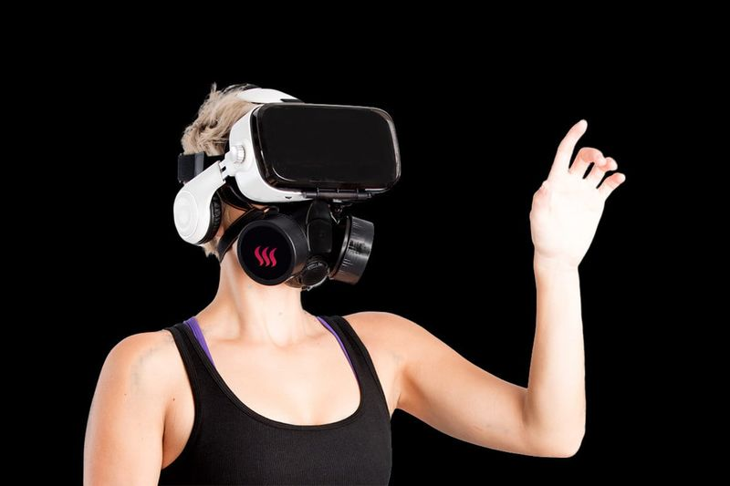 Geekerhertz,vial,accessory,smell,realism,cilia,scent,gaming,VR,smell-o-vision,