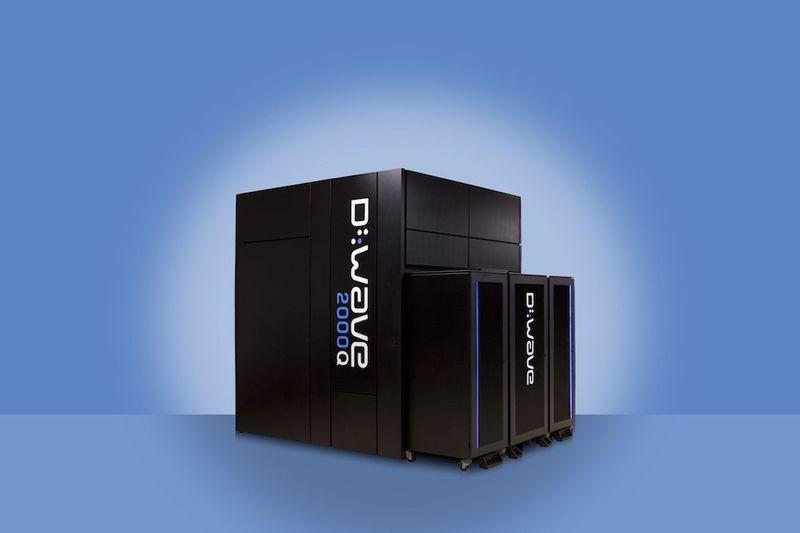 Gadgets,Geekerhertz,system,qubits,inside,processing,Computer,quantum,D-Wave,